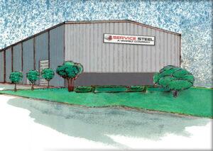 Service Steel Breaks Ground On New Steel Tubing Facility
